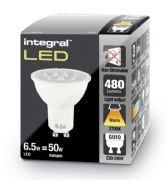 LED Spot lights | GU10 Warm White | Integral LED | 50 - 60W Halogen